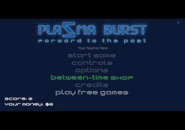 Review Game Y8 Bắn Súng – Plazma Burst: Forward to the past – 1 play – 1 người chơi – Chiến đấu trong không gian