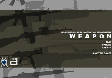 Review Game Y8 Bắn Súng – Weapon – 1play – 1 người chơi – Phòng thủ máy bay