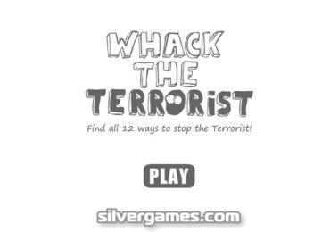 Review Game Y8 Bắn Súng – Whack The Terrorist – 1play – 1 người chơi – Thử thách đẫm máu