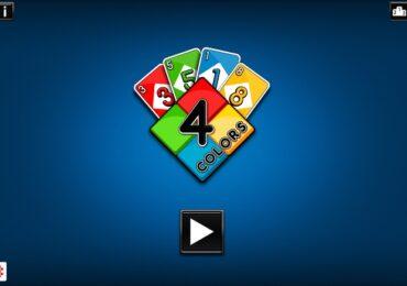 Review Game Y8 – Four Colors – 1play – 1 người chơi – Bài Uno phiên bản Y8