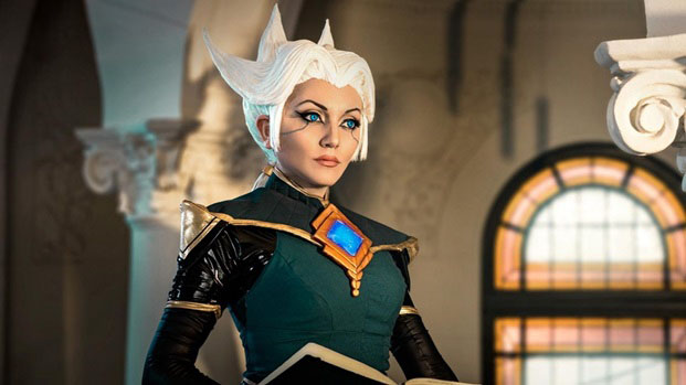 Camille cosplay