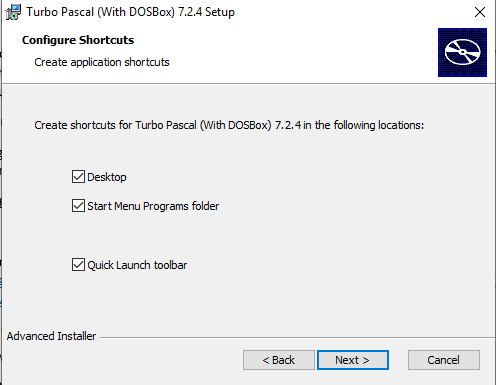 cách tải Turbo Pascal